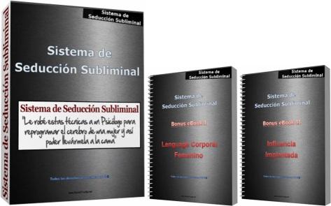Sistema de Seduccion Subliminal Tomas Curso PDF